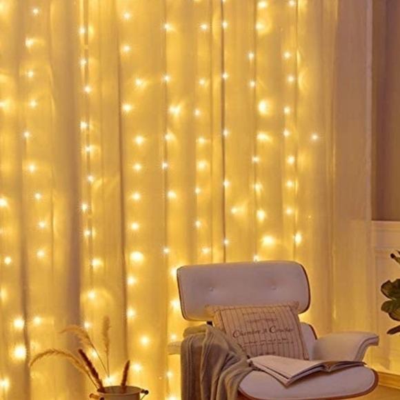Curtain String Lights🌙✨